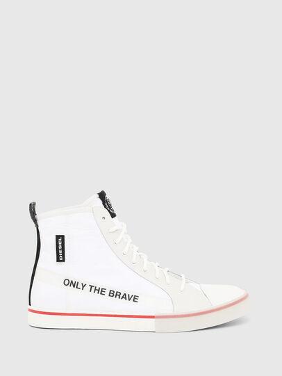 Diesel - S-DVELOWS ML, White/Black - Sneakers - Image 1