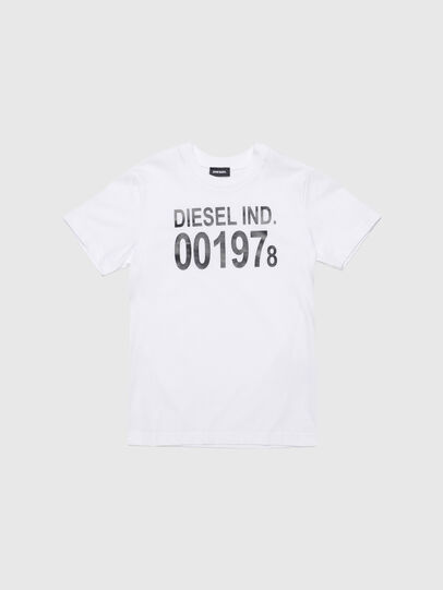 Diesel - TDIEGO001978, White - T-shirts and Tops - Image 1