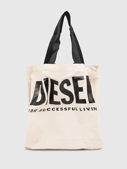 Diesel - LYVENZA, White/Black - Shopping and Shoulder Bags - Image 6