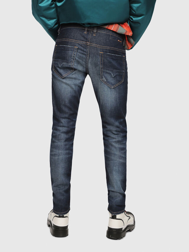 Diesel - Thommer 087AN, Dark Blue - Jeans - Image 2