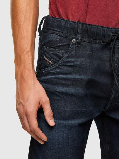 Diesel - KROOLEY JoggJeans® 069QF, Dark Blue - Jeans - Image 3