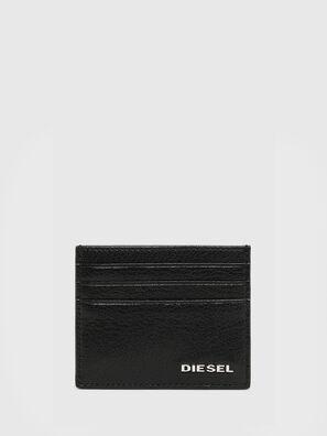 JOHNAS II, Black/Orange - Card cases