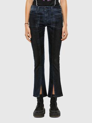 Slandy 009KN, Dark Blue - Jeans