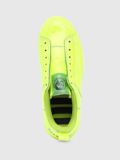 Diesel - S-CLEVER SO W, Yellow - Sneakers - Image 6