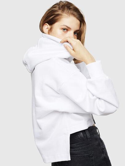 Diesel - F-DINIE-B, White - Sweaters - Image 5