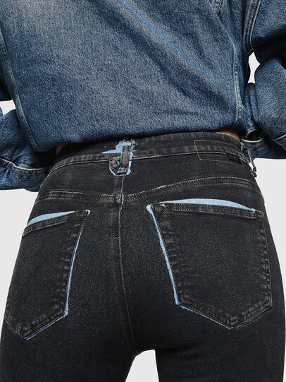 Diesel - Slandy High 0094B,  - Jeans - Image 5