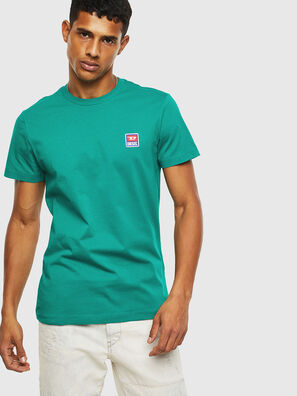 T-DIEGO-DIV, Green - T-Shirts