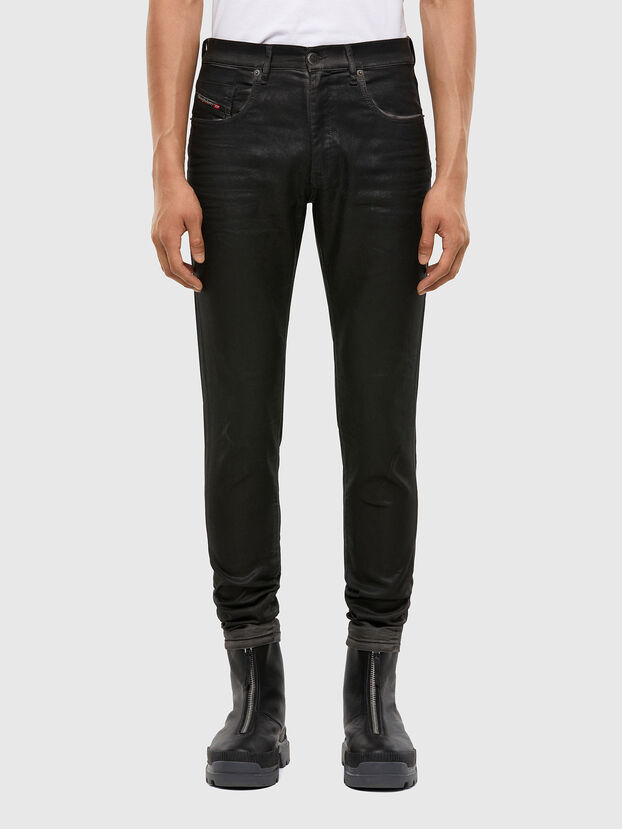 D-Strukt JoggJeans 069QX, Black/Dark grey - Jeans
