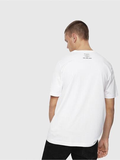Diesel - T-JUST-YM,  - T-Shirts - Image 2