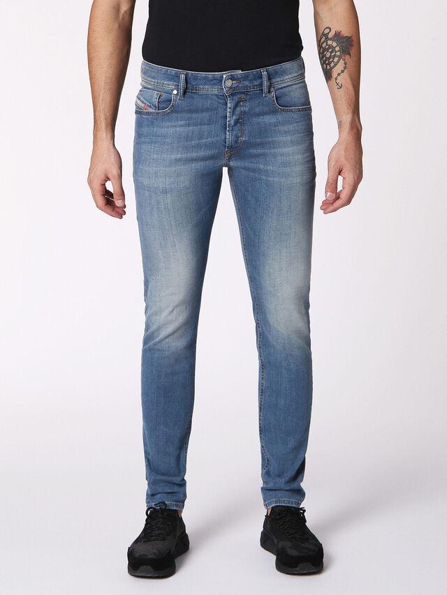 SLEENKER 084RV, Blue jeans