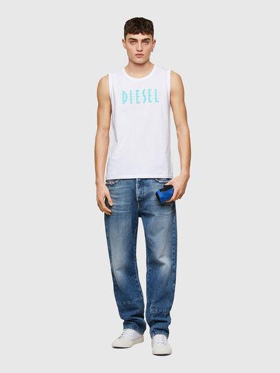 Diesel - T-OPPY, White - T-Shirts - Image 4