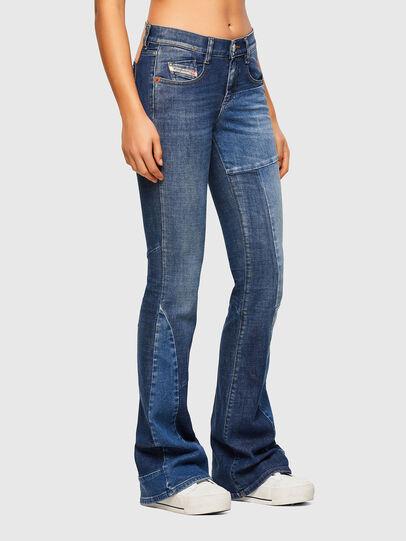 Diesel - D-Ebbey 009NP, Medium blue - Jeans - Image 7