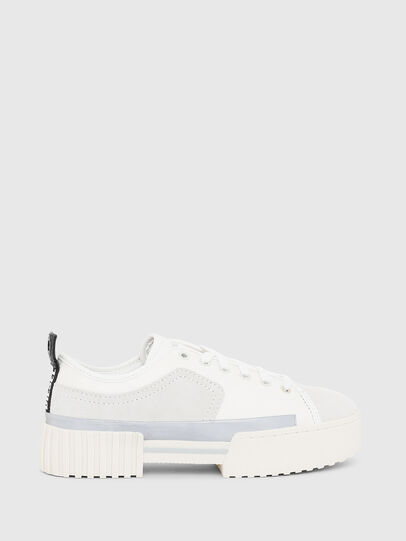 Diesel - S-MERLEY LOW, White - Sneakers - Image 1