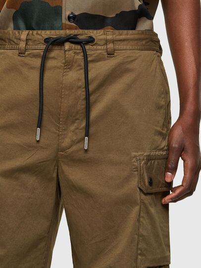 Diesel - P-APE, Military Green - Shorts - Image 3