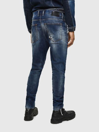 Diesel - D-Vider 0090G, Dark Blue - Jeans - Image 2