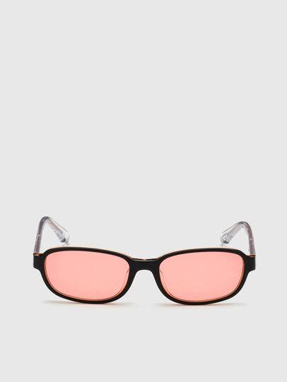 Diesel - DL0326, Pink - Sunglasses - Image 1