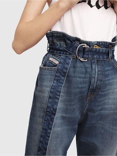 Diesel - D-Vizons 089AR, Dark Blue - Jeans - Image 3