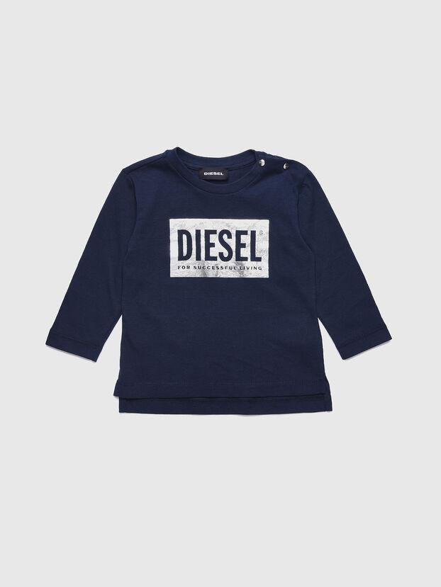 TIRRIB, Dark Blue - T-shirts and Tops
