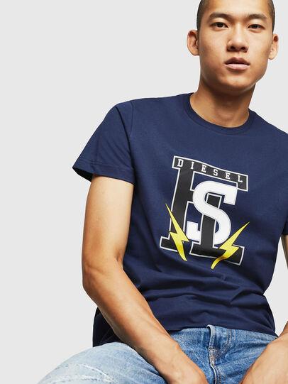 Diesel - T-DIEGO-B3,  - T-Shirts - Image 3