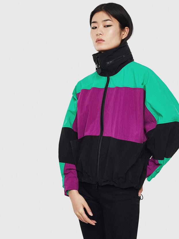 G-WAYNE, Multicolor - Jackets