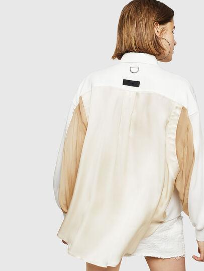 Diesel - C-LEXYS, White - Shirts - Image 2