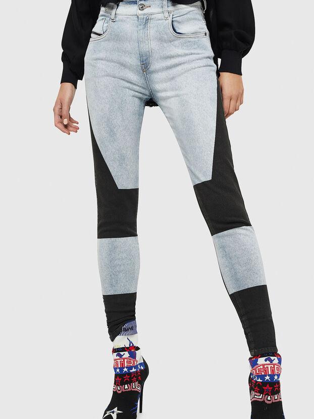 Slandy High 0890M,  - Jeans