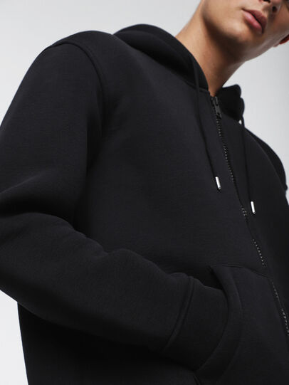 Diesel - S-GORDON-ZIP,  - Sweaters - Image 3