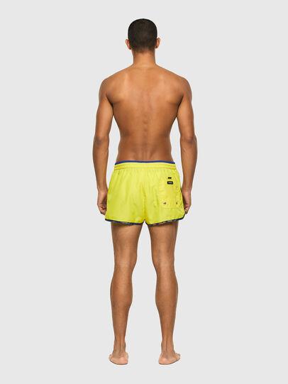 Diesel - BMBX-REEF-30, Yellow - Swim shorts - Image 2