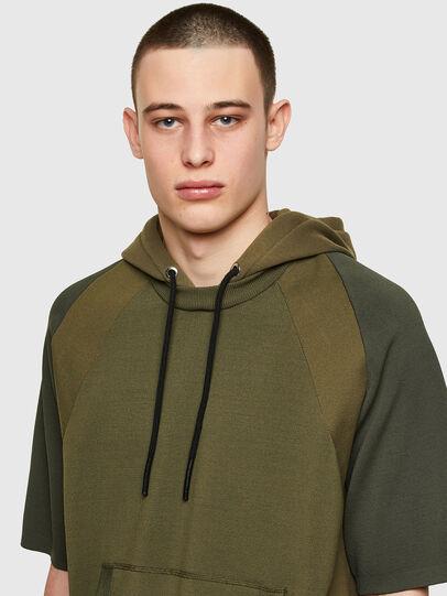 Diesel - K-MILKY, Military Green - Knitwear - Image 3