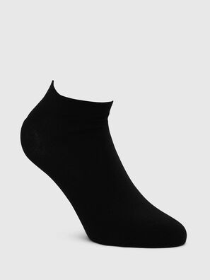 SKM-GOST, Black - Low-cut socks