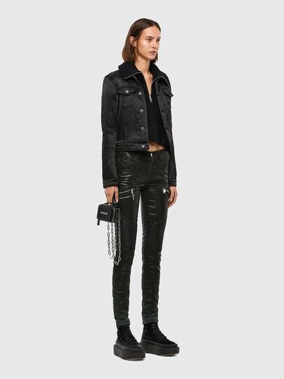 Diesel - D-Ollies JoggJeans® 069QQ, Black/Dark grey - Jeans - Image 7