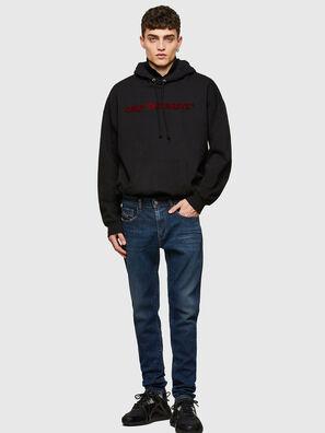 D-Strukt 009NV, Dark Blue - Jeans