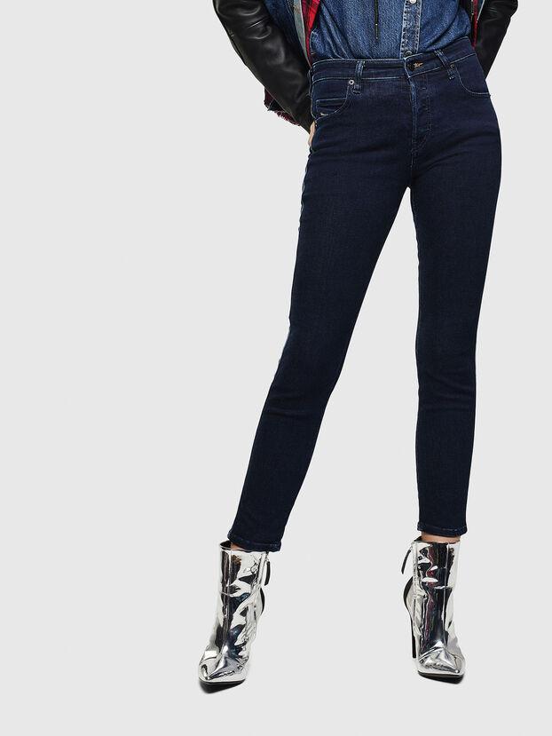 Babhila 0096R, Dark Blue - Jeans