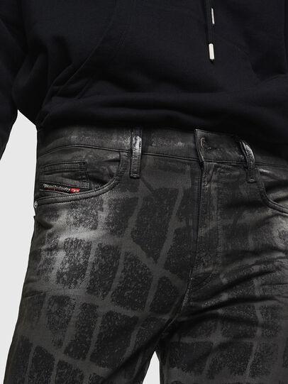 Diesel - D-Reeft JoggJeans 0094M, Black/Dark grey - Jeans - Image 3