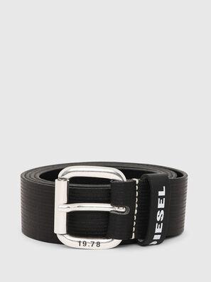 B-CAVA, Black - Belts
