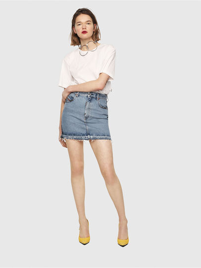 Diesel - DE-ELLE-M,  - Skirts - Image 5