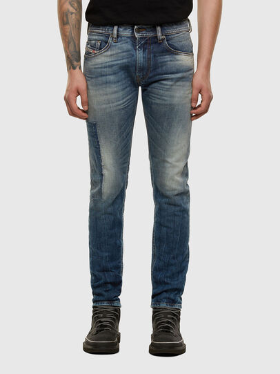 Diesel - Thommer 009FK, Medium blue - Jeans - Image 1