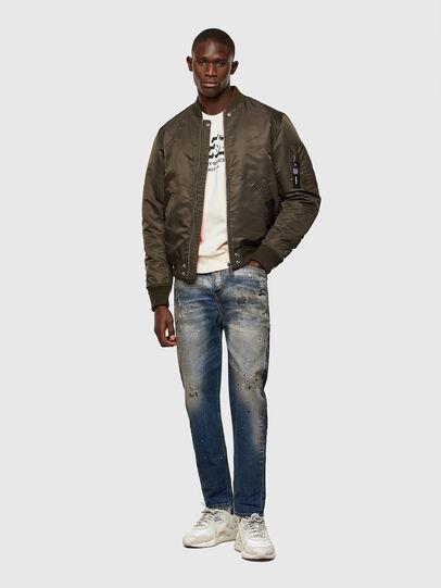 Diesel - D-Vider 009NH, Medium blue - Jeans - Image 6