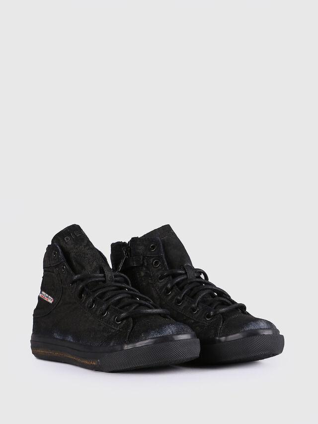 KIDS SN MID 30 EXPOSURE Z, Black/Blue - Footwear - Image 2