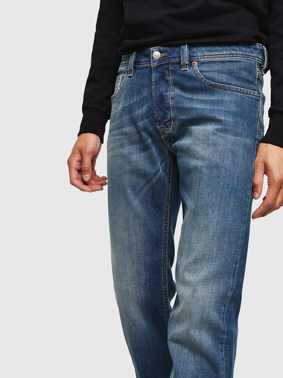 Diesel - Larkee 083AA, Medium blue - Jeans - Image 3