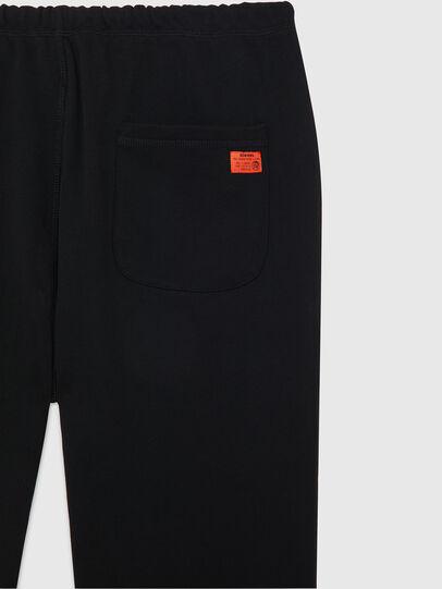 Diesel - UMLB-PETER, Black - Pants - Image 4