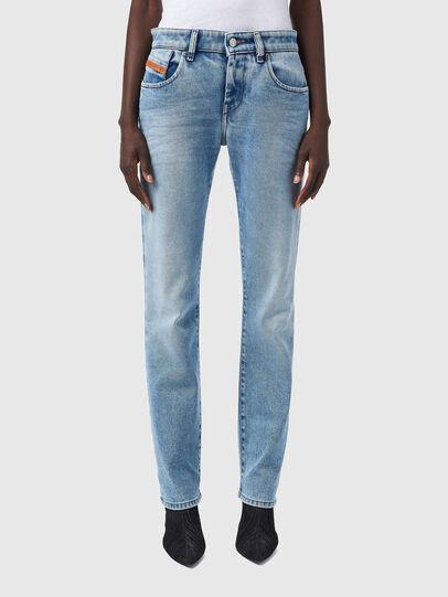 Diesel - D-Lyla 09B14, Light Blue - Jeans - Image 1