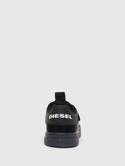 Diesel - S-CLEVER LOW STRAP W, Black - Sneakers - Image 5