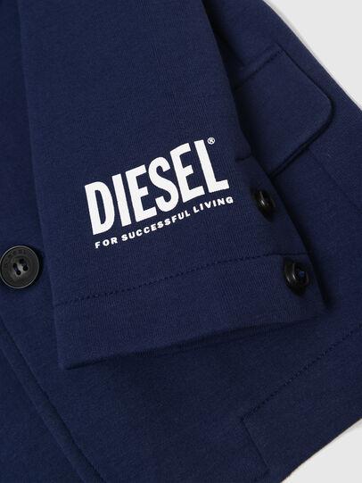 Diesel - SBOONB, Blue - Sweaters - Image 3