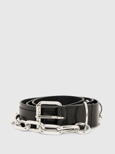 Diesel - B-RICH, Black - Belts - Image 1