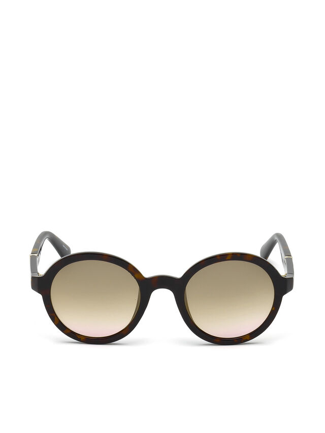 Diesel - DL0264, Brown - Eyewear - Image 1