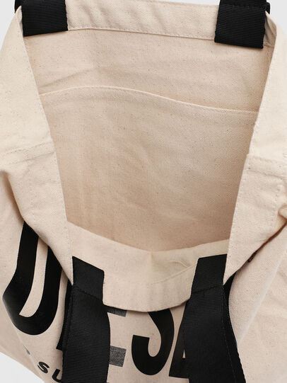 Diesel - LYVENZA, White/Black - Shopping and Shoulder Bags - Image 5