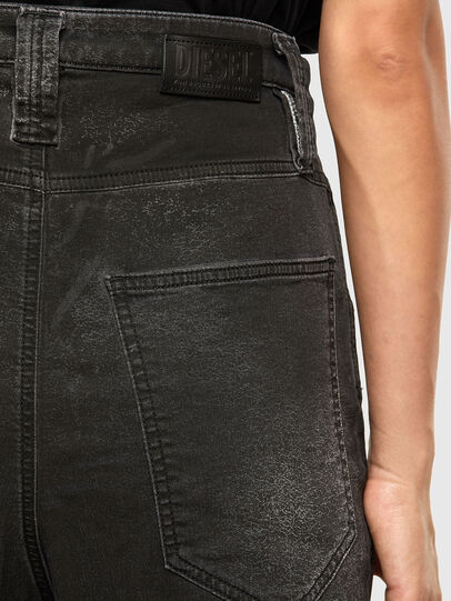Diesel - D-Plata JoggJeans® 009DS, Black/Dark grey - Jeans - Image 4