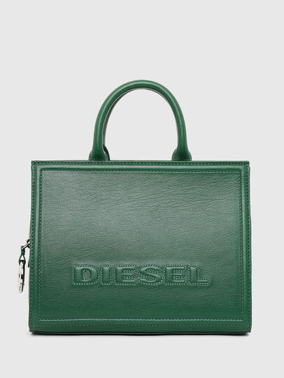Diesel - PIRITE, Green - Satchels and Handbags - Image 1