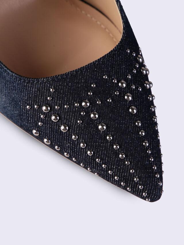 D-FEMME HP, Blue jeans
